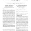 A framework for modeling and optimization of prescient instruction prefetch