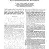 A Framework for Network State Management in the Next-Generation Internet Architecture