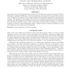 A framework for theoretical analysis of content fingerprinting