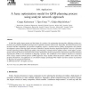 A fuzzy optimization model for QFD planning process using analytic network approach