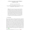 A Global Constraint for Total Weighted Completion Time