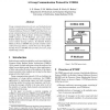 A Group Communication Protocol for CORBA