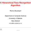A Hierarchical Face Recognition Algorithm