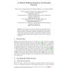 A Hybrid Bellman Equation for Bimodal Systems