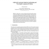 A Hybrid Constraint Model for the Routing and Wavelength Assignment Problem