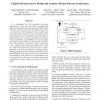 A hybrid framework for design and analysis of fault-tolerant architectures