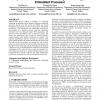 A hybrid software-based self-testing methodology for embedded processor
