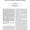 A Hypercube-based Scalable Interconnection Network for Massively Parallel Computing