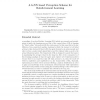 A k-NN Based Perception Scheme for Reinforcement Learning
