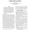 A Labeling Approach to the Computation of Credulous Acceptance in Argumentation