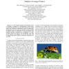 A ladybug exploration strategy for distributed adaptive coverage control