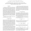 A logarithmic based pole-zero vocal tract model estimation for speaker verification
