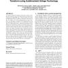 A low-power parallel design of discrete wavelet transform using subthreshold voltage technology