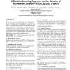 A Machine Learning Approach for the Curation of Biomedical Literature - KDD Cup 2002 (Task 1)