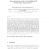 A measurement study of correlations of Internet flow characteristics