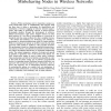 A Mechanism for Detecting and Responding to Misbehaving Nodes in Wireless Networks