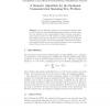 A Memetic Algorithm for the Optimum Communication Spanning Tree Problem