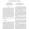 A Meta-Model for Enterprise Applications