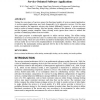 A Metamorphic Testing Approach for Online Testing of Service-Oriented Software Applications