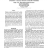 A Method for Evaluating Elicitation Schemes for Probabilities