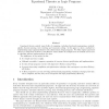 A Method for Implementing Equational Theories as Logic Programs