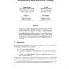 A Method for Inferring Label Sampling Mechanisms in Semi-Supervised Learning