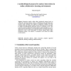 A Methodological Proposal to Analyse Interactions in Online Collaborative Learning Environments