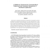 A Middleware Framework for Constraint-Based Deployment and Autonomic Management of Distributed Applications