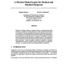 A Mixture Model System for Medical and Machine Diagnosis