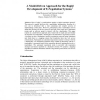 A Model-Driven Approach for the Rapid Development of E-Negotiation Systems