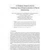 A Modular Framework for Ontology-based Representation of Patent Information
