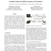 A Modular Scheme for 2D/3D Conversion of TV Broadcast