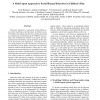 A Multi-Agent Approach to Social Human Behaviour in Children's Play