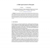 A Multi-agent System for Microgrids