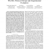 A Multi-AP Architecture for High-Density WLANs: Protocol Design and Experimental Evaluation