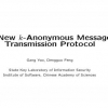 A New k-Anonymous Message Transmission Protocol