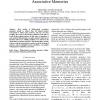 A New Model of BAM: Alpha-Beta Bidirectional Associative Memories