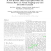 A New Robust Blind Copyright Protection Scheme Based on Visual Cryptography and Steerable Pyramid