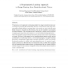 A nonparametric learning approach to range sensing from omnidirectional vision