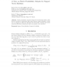 A note on Platt's probabilistic outputs for support vector machines