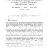 A note on the Lipschitz continuity of the gradient of the squared norm of the matrix-valued Fischer-Burmeister function