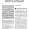 A Note on the Validity of Statistical Bootstrapping for Estimating the Uncertainty of Tensor Parameters in Diffusion Tensor Imag