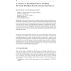 A notion of task relatedness yielding provable multiple-task learning guarantees