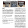 A novel algorithm for incompressible flow using only a coarse grid projection