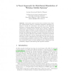 A Novel Approach for Distributed Simulation of Wireless Mobile Systems