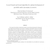 A novel branch and bound algorithm for optimal development of gas fields under uncertainty in reserves