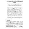 A Novel Implementation of the FITE-TRT Translation Method