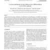 A novel mechanism for providing service differentiation over CATV network