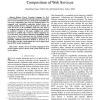 A Petri Net Approach to Analysis and Composition of Web Services