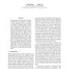 A Pilot Study of Opinion Summarization in Conversations